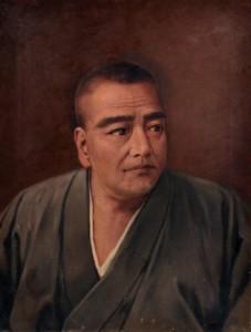 西郷肖像画