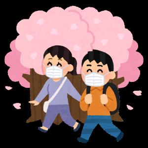上野 桜2020 2